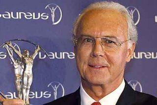 A Beckenbauer se le escapa el nombre del sustituto de Guardiola