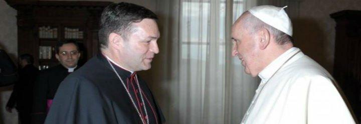 "Raúl Berzosa alerta al catolicismo para ""no perder a la mujer"""