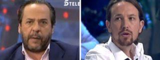 Fiebre anti-PP de sábado por la noche: recital de Pablo Iglesias y 'El Bigotes' a menos de un mes de las elecciones
