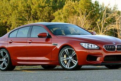 BMW M6 Gran Coupé, el límite de la exclusividad