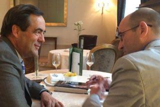 """José Bono: """"Considero que Cebrián es mi amigo, pero los enemigos de PRISA no son necesariamente los míos"""""""