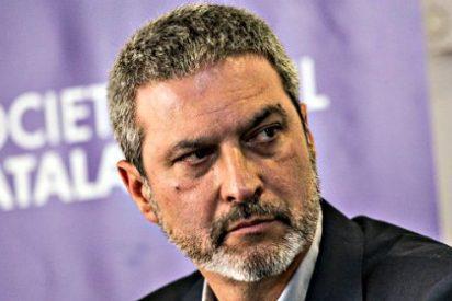 """Josep Ramon Bosch (SCC): """"El independentismo catalán no tiene futuro"""""""