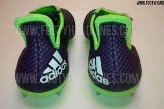Adidas sorprende a los futbolistas con el diseño de sus nuevas botas