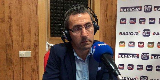 """Xaquín López: """"Las grandes entrevistas están en las cárceles: disfruto mucho hablando con los presos, tienen mucho que contar"""""""