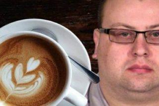 El gordito que eyaculaba en el café de su compañera de trabajo no es un cortado