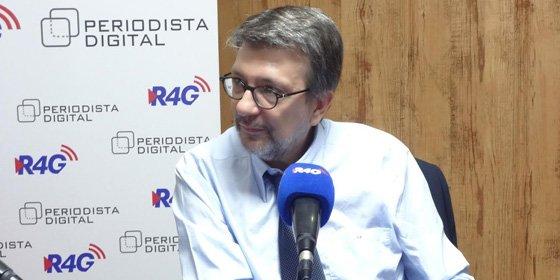 """Ignacio Camacho: """"Rajoy tiene un lenguaje político de madera y ahora lo que le sale es decir que la economía va bien"""""""