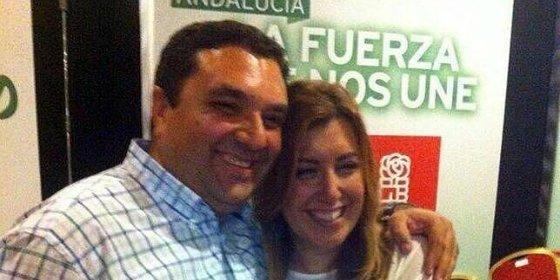 La candidata del PSOE que toma la primera línea tras ser pillado el marido con cocaína en un puticlub... es Puri