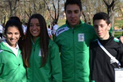Paloma Gallardo termina 5ª en el Campeonato de España Escolar de Campo a Través