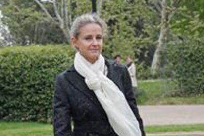 """Carla Royo Villanova: """"Él me enseñó que la elegancia es educación"""""""