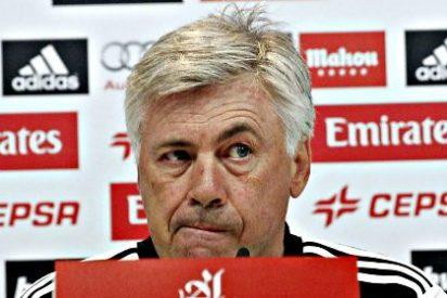 """Carlo Ancelotti: """"Jesé se va a quedar en el Real Madrid y a Sergio Ramos un día le pondré de delantero"""""""