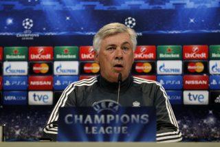 Carlo Ancelotti convoca a 19 jugadores para medirse al Atlético de Madrid