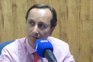 """Carlos Cuesta: """"Al ver el programa de Ciudadanos da la sensación de que los impuestos que bajan con una mano lo suben con la otra"""""""