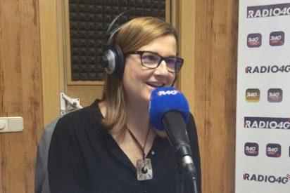 "Carmela Ríos: ""En España sí funciona el contar cosas minuto a minuto en Twitter porque solo existe un canal de TV de información continua"""