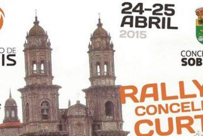 Quijada y Canelo buscan resarcirse en Rally Concello de Curtis 2015