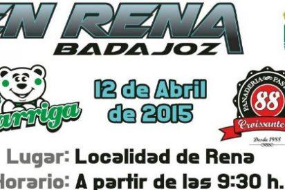 El domingo se disputa el I Slalom de Rena (Badajoz)