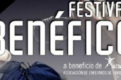 Concierto benéfico a favor de los enfermos de fibromialgia en Villanueva de la Serena