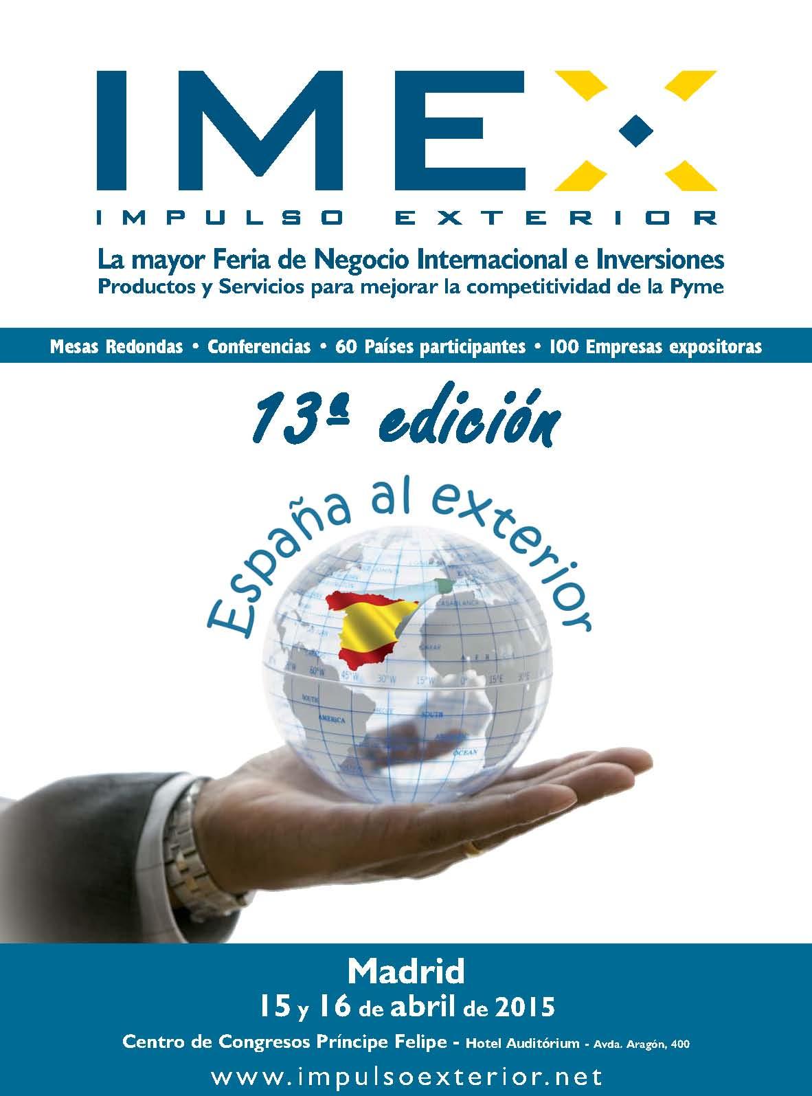El Pimentón Ahumado La Chinata presente en IMEX 2015