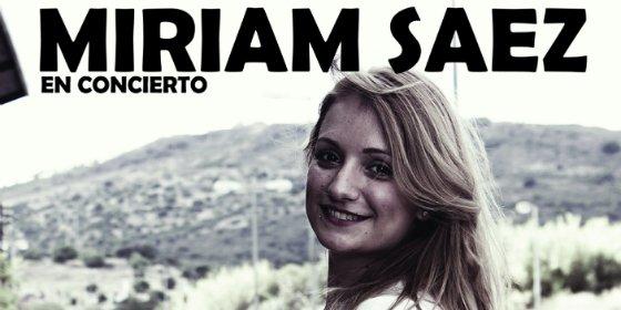 Míriam Sáez ofrece un concierto en el Centro de Ocio Contemporáneo de Badajoz