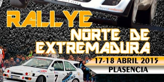 Comienza el XXX Rallye Norte de Extremadura