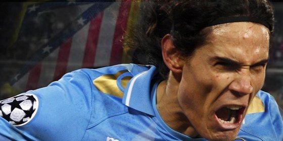 El problema de Cavani que no le permite fichar por el Atlético