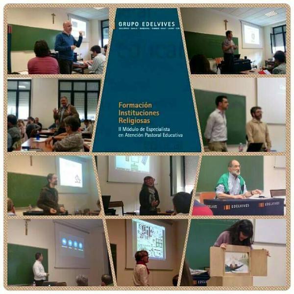 II Módulo de Pastoral Educativa