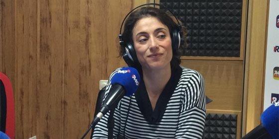 """Celia Blanco: """"La ventaja de hablar de sexo en la radio es que te da un anonimato sobre todo para que no te señalen"""""""