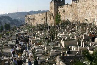 Profanan un cementerio cristiano en Israel