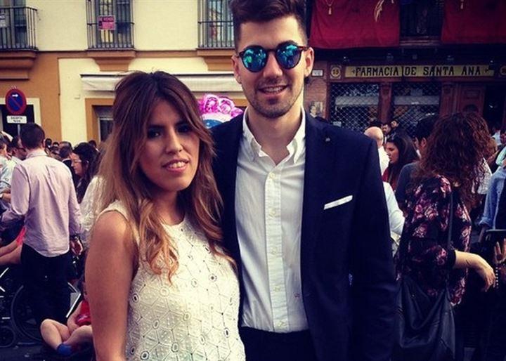 Chabelita y su novio Alejandro, últimos días en Sevilla