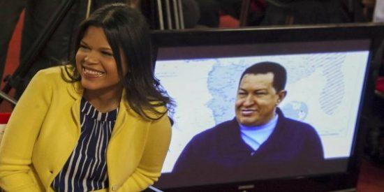 La multimillonaria hija de Hugo Chávez ya se chotea de Venezuela en la ONU