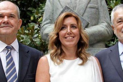 """Iñaki Zaragüeta: """"Susana Díaz protagoniza a la perfección el papel de Salomé, con la entrega de las cabezas de Chaves y Griñán"""""""