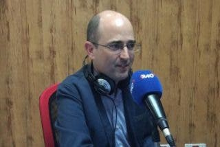 """Antonio Chinchetru: """"Noté mucho resentimiento en Monedero, él sabe que le han apartado de Podemos"""""""