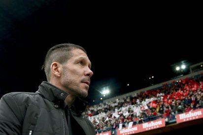 La razón por la que el Atlético está enfadado con Simeone