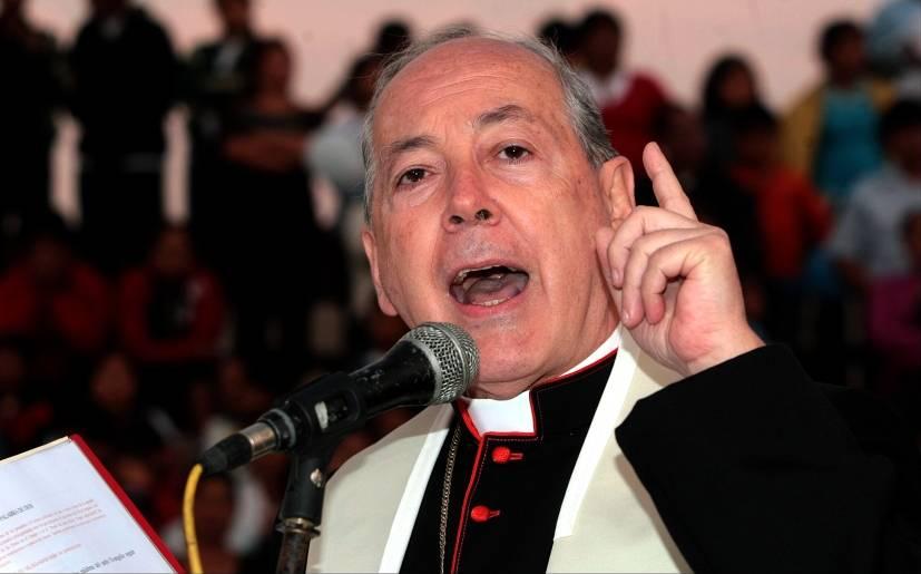 Cardenal Cipriani, el 'problema' de la Iglesia peruana