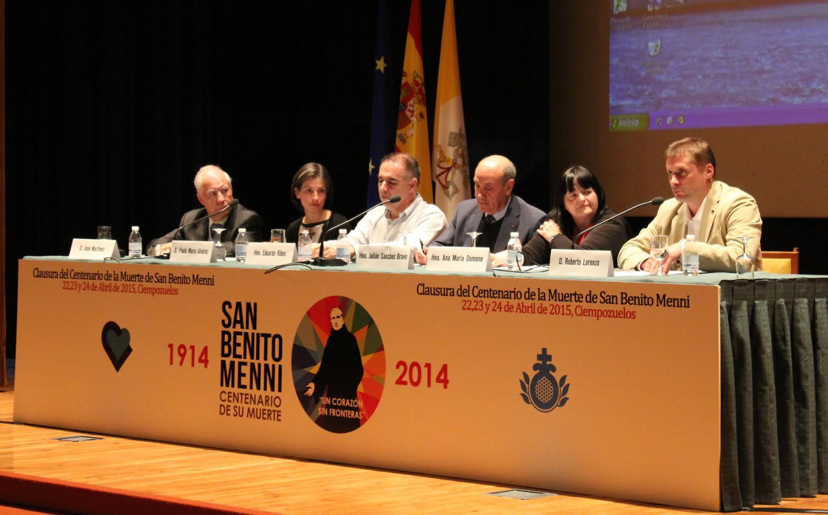 Actos de clausura del Centenario de la muerte de San Benito Menni