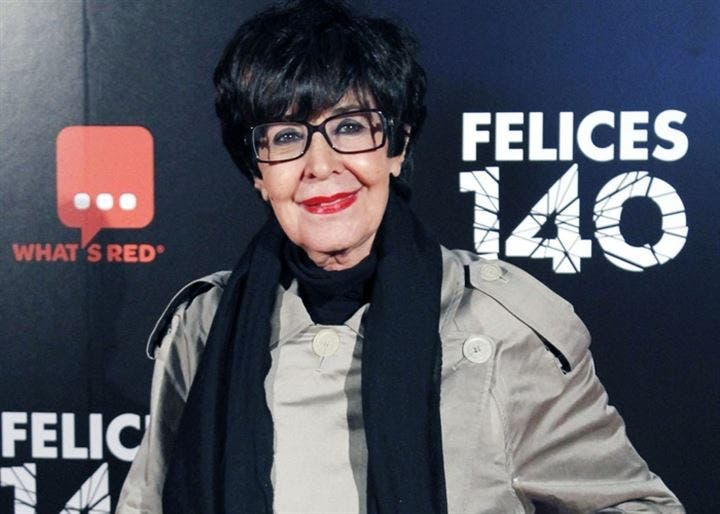 "Concha Velasco: ""Mis hijos son tan maravillosos"""