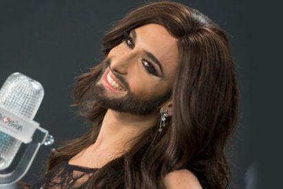Conchita Wurst, de mujer barbuda a presentadora de Eurovisión
