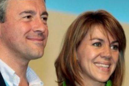 """El PSOE pide que se impute a Cospedal y Acebes por la financiación ilegal """"sistemática"""" del PP"""