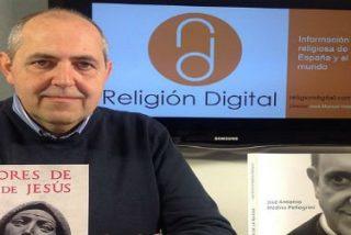 """Carlos Gª Costoya: """"Cuando la Iglesia está dividida, es una Iglesia con menos Jesucristo"""""""
