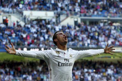 Cristiano Ronaldo lidera de nuevo la tabla de goleadores del 'Pichichi' con 36 tantos por los 32 de Leo Messi