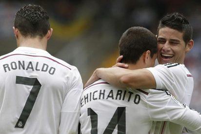 Real Madrid-Atlético de Madrid: Chicharito afronta el partido de su carrera