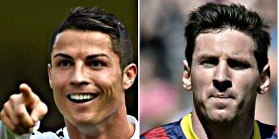 Leo Messi, a un gol de Cristiano Ronaldo en el 'Pichichi'