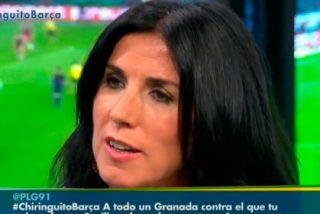 """Cristina Cubero reniega de Guardiola: """"A mí no me representa, y me duele que hayan capturado en él la esencia del barcelonismo"""""""