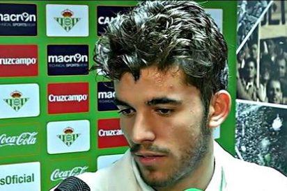 El Real Madrid maniobra para fichar a Ceballos, el 'Isco' del Betis