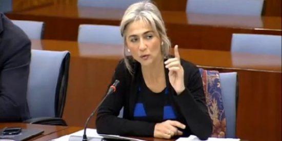"""Patricia del Pozo (PP): """"La despedida de Griñán del Senado es un paripé impresentable"""""""