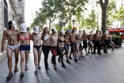 El Tribunal Supremo valida la ordenanza que prohíbe ir desnudo por las calles de Barcelona