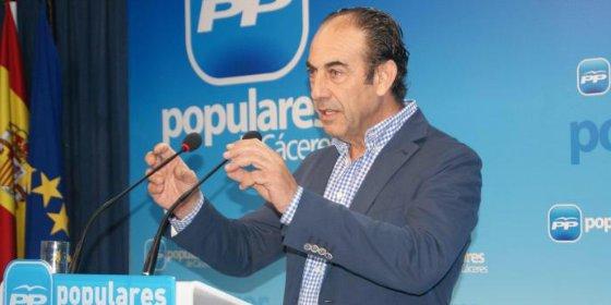 El PP asegura que los pacientes oncológicos del Hospital de Coria son tratados con todas las garantías