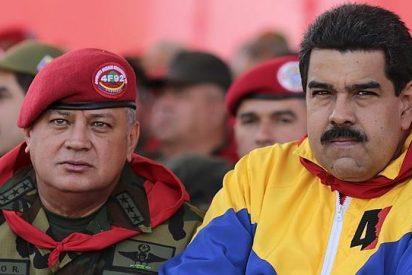 EEUU les dará para el pelo al iracundo Maduro y a Cabello: