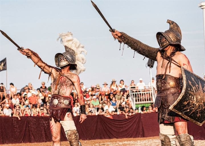 Drakonia estrena en Madrid 'Coliseum - La Arena de la Gloria'