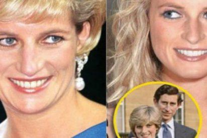 La hija secreta de Lady Di y el príncipe Carlos... es 'producto' de un robo