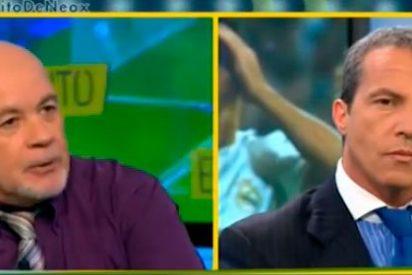 Alfredo Duro deja retratado a Cristóbal Soria: